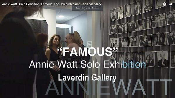 Dec 18, 2019 FAMOUS Video screen grabs