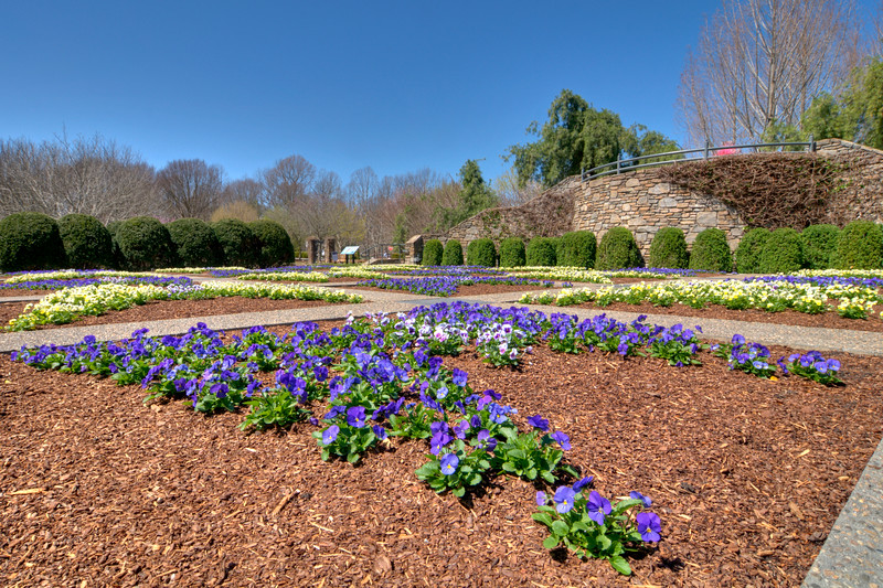 The North Carolina Arboretum in Asheville, NC