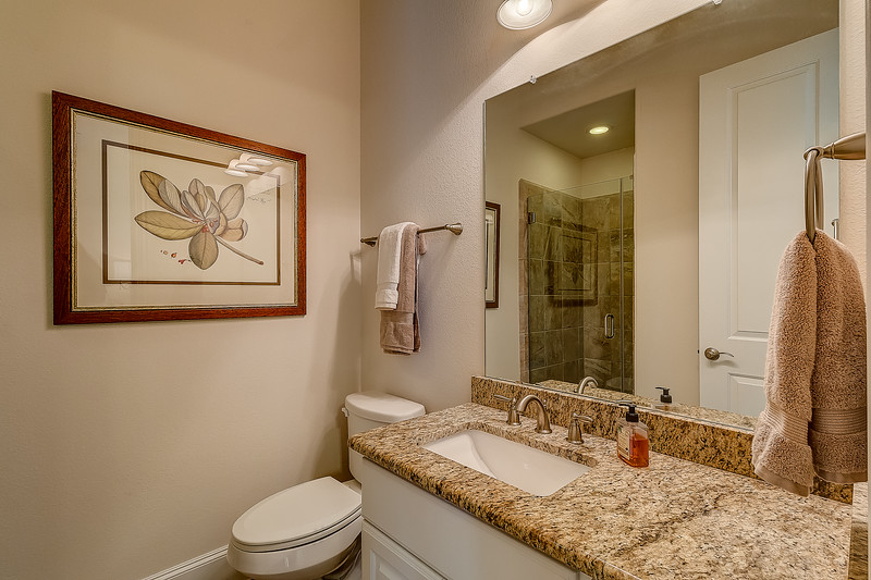 Bedroom 2 In-Suite Bathroom