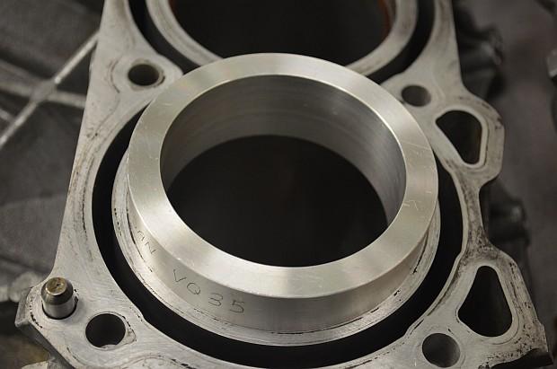 cosworth vq35 piston ring gap tool