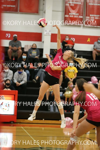 2021 Volleyball Season--High School