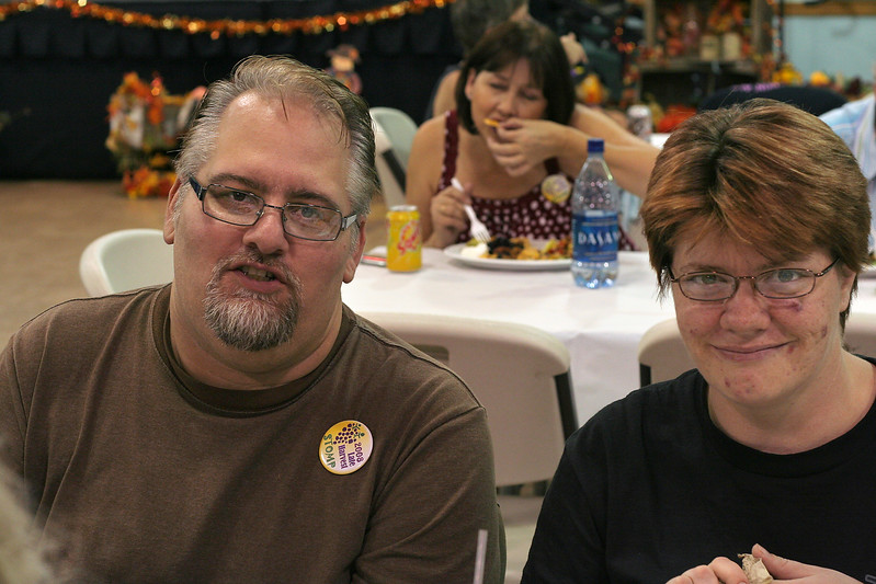 Richard and Jenn