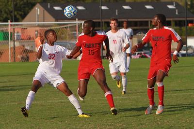 Mens Soccer vs Liberty Oct 2011