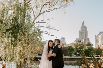Alexandria and Mike (Wedding)