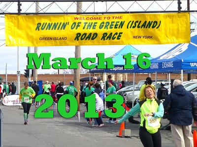 Runnin of the Green (Island) 2013