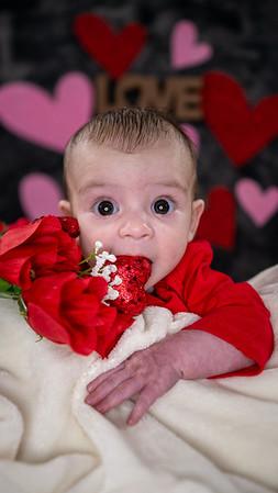 Waylon 1st Valentines