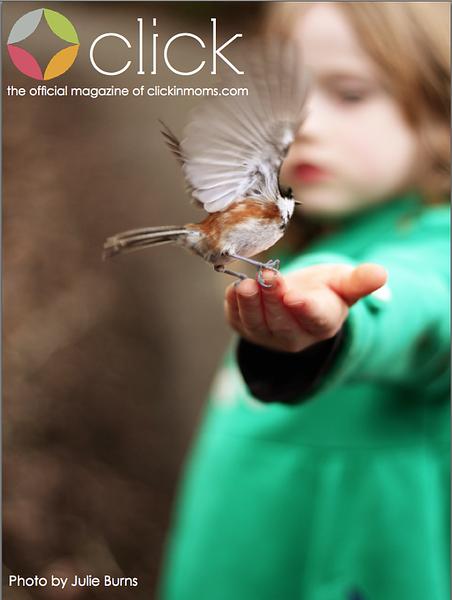 Magazine spécialisé pour photographes d'enfants