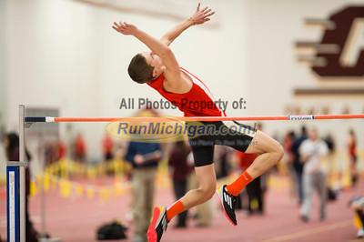 Men's High Jump - 2014 CMU Jack Skoog Open