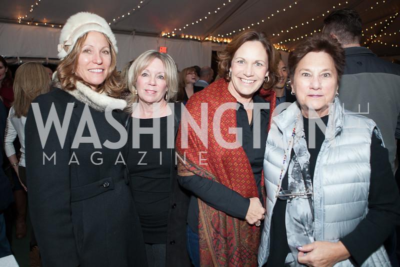 Jody Houck, Wendy Brown, Cathy Moraco, Lorraine Haakon