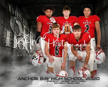 ANCHOR BAY HIGH SCHOOL FOOTBALL & CHEER SEASON