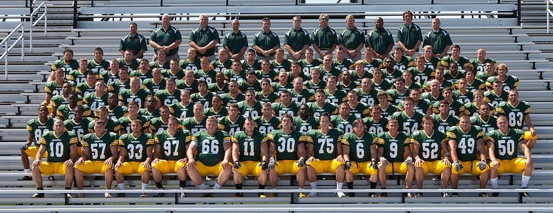 2011 Media Guide Headshots and Team Photo