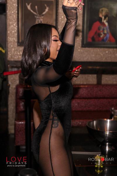 Friday, March 19, 2021-Atlanta,Ga at Rose Bar #LoveFridays