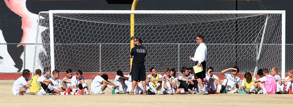 2015-2016 GHS Boys Soccer vs Tolleson - State Quarterfinals