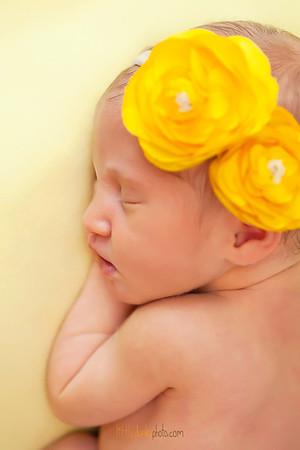 Baby Eleanor-7 days-1.23.12