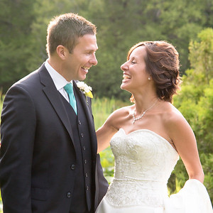 Gorete & Jeff McConaha Wedding- Forest Park