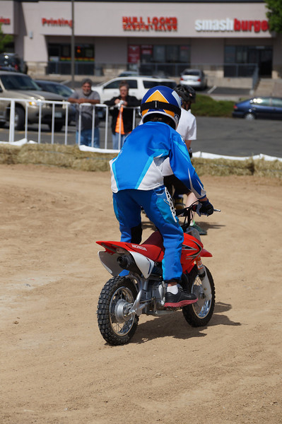 Aidan Dirt Bike School 2013