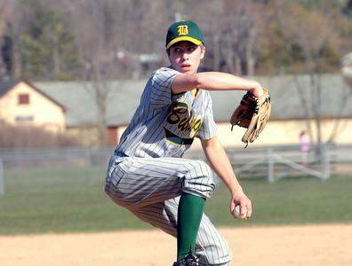 2012 BBA Varsity Baseball vs Hartford photos by Gary Baker