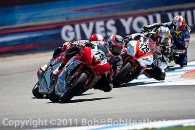 Photos of AMA SuperBike; AMA Daytona Sportbike; AMA SuperSport Laguna Seca
