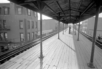 The Myrtle Avenue El