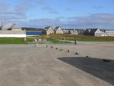 Louisburg Fortress & Sydney, Nova Scotia
