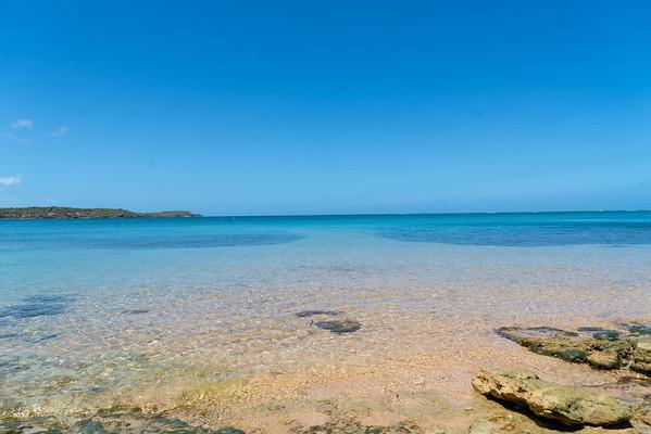 Yunque y Seven Seas