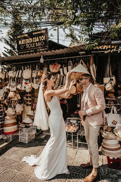 Hoi An Wedding - Intimate Wedding of Angela & Joey captured by Vietnam Destination Wedding Photographers Hipster Wedding-8242.jpg