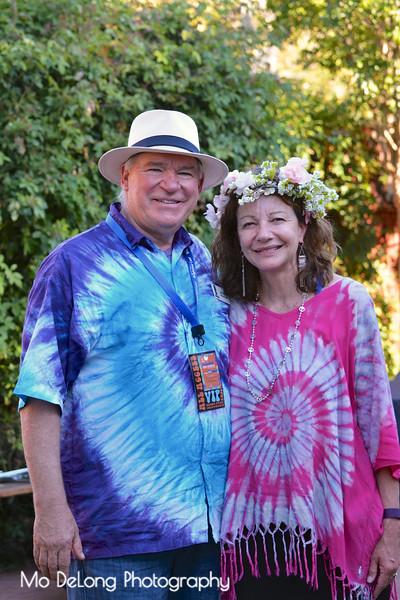 Joe O'Hehir and Vicki Masseria