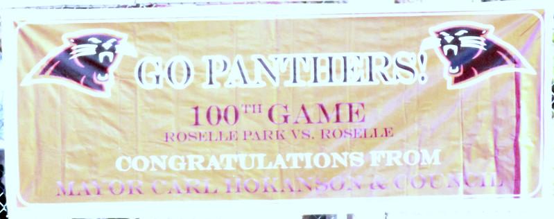 Roselle Park vs Roselle 100th 2017