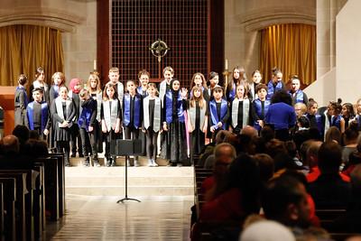 Detroit Children's Choir Christmas Festival - Dearborn Elementary Honors Choir
