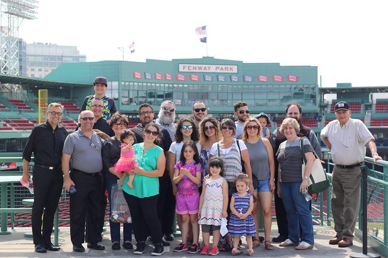 Alumni Duck Tour & Fenway Park Tour – May 19, 2017