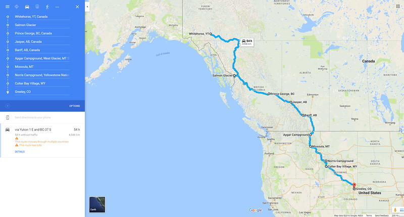 Alaska Adventure: Month Three