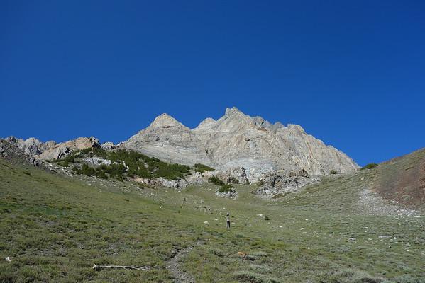 Mt. Morrison (12,268) - Aug 21, 2014