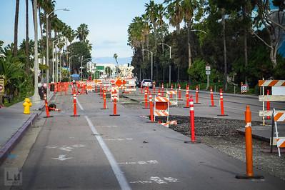 Biking - The Strand + Los Angeles
