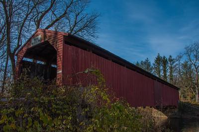 Covered Bridges & Mills