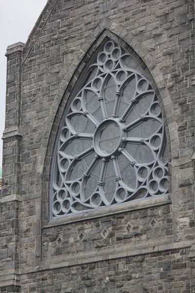 Immaculate Church window