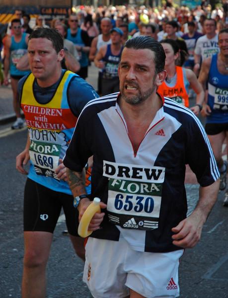 London Marathon - 2005