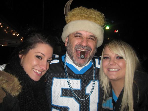 Vikings vs. Panthers December 20th 2009