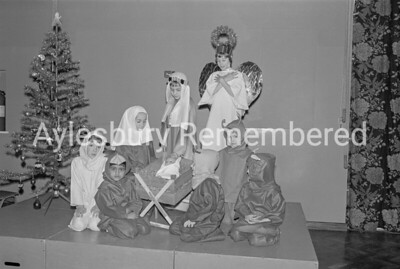 Abbey Infant School nativity, Dec 1983