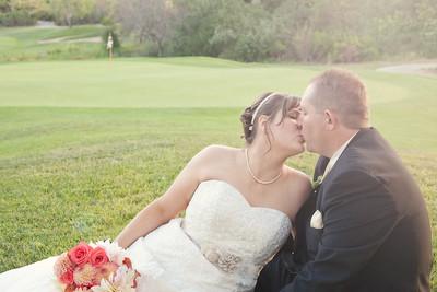 Jen & Kevin - Wedding