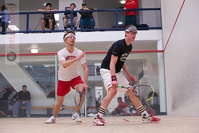 2013-02-24 Ted Glick (Boston College) and Asa Tyler (Boston University)