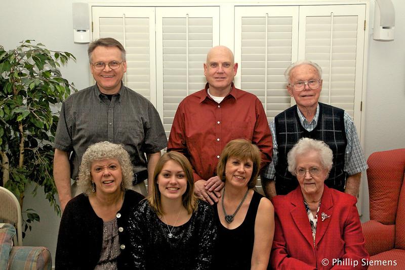 Eileen's family