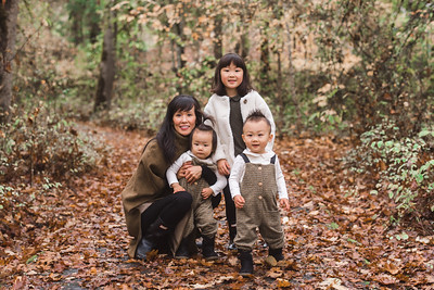 Brent Lee Family Fall 2018