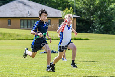 Strathallan School Sports Day