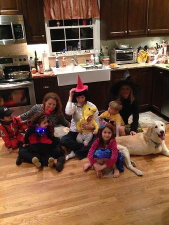2014-10-31 Myra's First Halloween