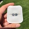 4.08ctw Old European Cut Diamond Pair, GIA I VS2, I SI1 38