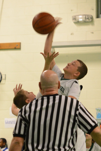 Green Acres Boys Basketball Championship 3-5-14