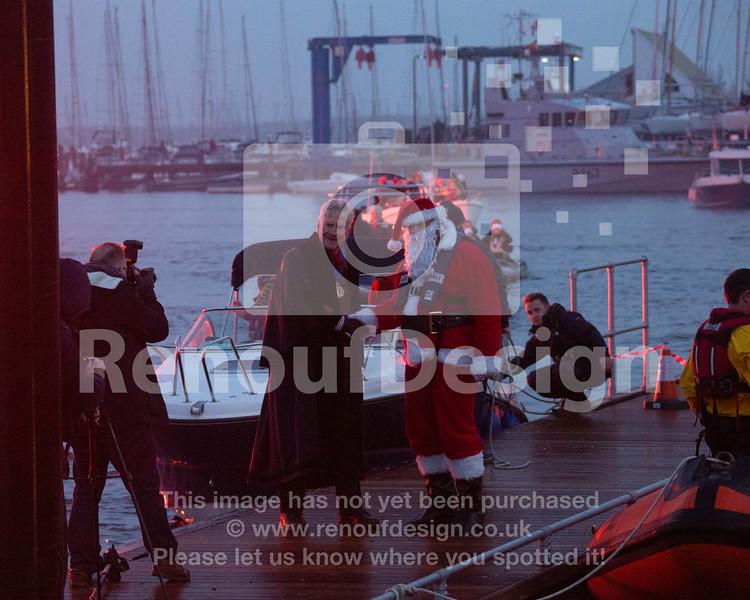 32 - Santa on the Quay