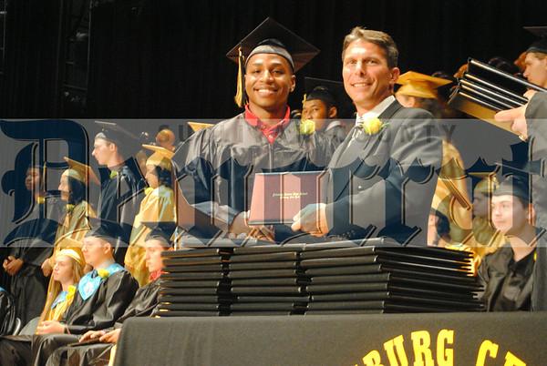 2014 Fallsburg Graduation