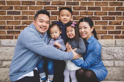 Hong Family - M