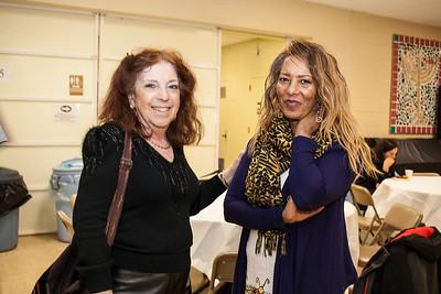 Modreck Maeresera at West End Synagogue - Lemba Speaking Tour